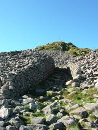 Hill Fort on top of Mither Tap.jpg