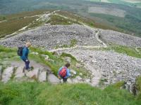 Walkers-Returning from Mither Tap.jpg