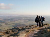 Walkers enjoying the view from Bennachie.jpg